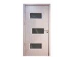 Интериорна врата Pine wood, остъклена - различни размери