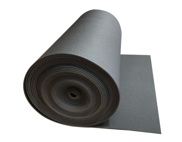 Изолационна подложка за паркет - широка 1 m, различна дебелина