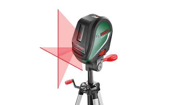 Лазерен нивелир UniversalLevel3 SET - зелен, 10 m