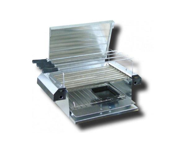 Парти грил EM-350, комбиниран - 800 W