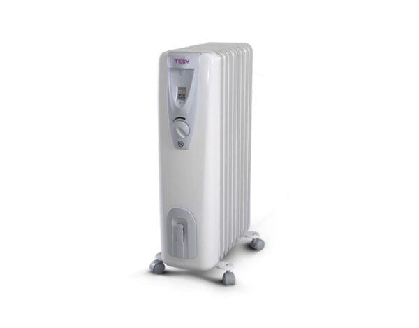Маслен радиатор CB 2009 E01 R, с 9 ребра - 200 W