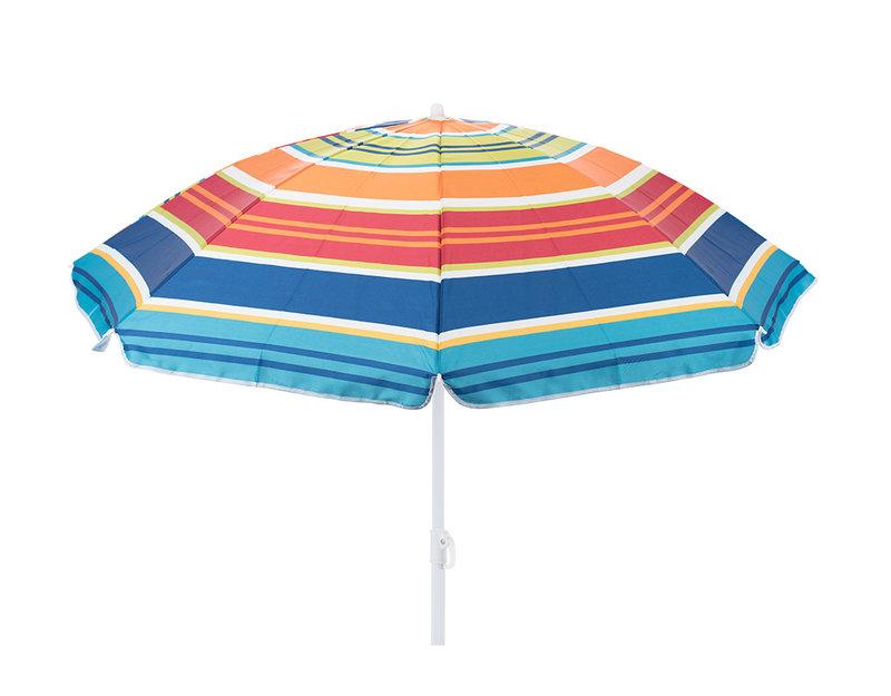 Плажен чадър - ø165 x 160 cm