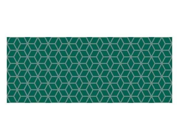 Декор Arcobalento Argento - 20 x 50 cm, различни цветове
