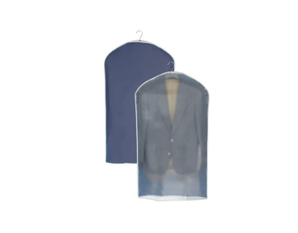 Калъф за дрехи, прозрачна част - 60 х 100 cm