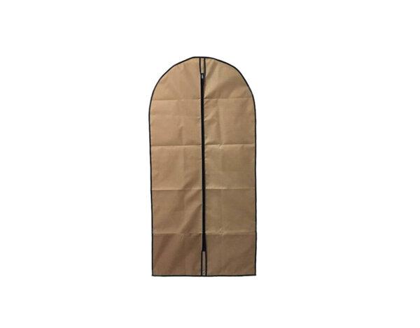 Калъф за дрехи - златисто-кафяв, различни размери