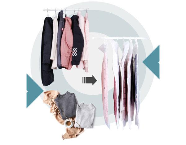 Вакуумен калъф за дрехи - различни размери