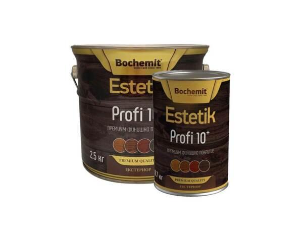 Импрегнант Estetik Profi 10 + - 2,5 kg, различни цветове