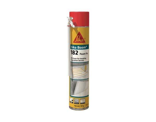 Полиуретаново лепило Boom 182 Foam Fix - 750 ml, ръчно