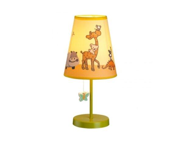 Настолна лампа Africa, 1 x E14 - 17 x 36.5 cm