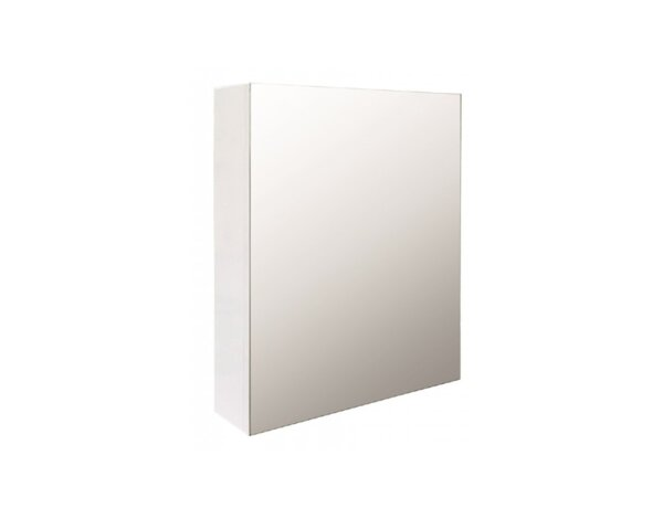 """Огледален PVC шкаф """"Илина"""" - 45 x 55 x 12 cm"""
