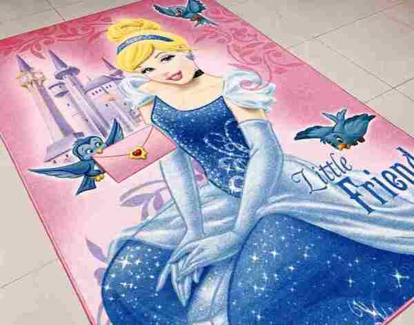 """Килим """"Дисни Принцеси 118"""" - различни размери"""