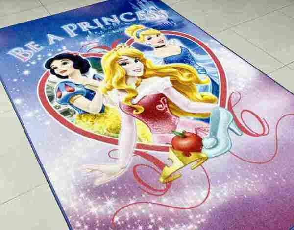 """Килим """"Дисни принцеси 120"""" - различни размери"""