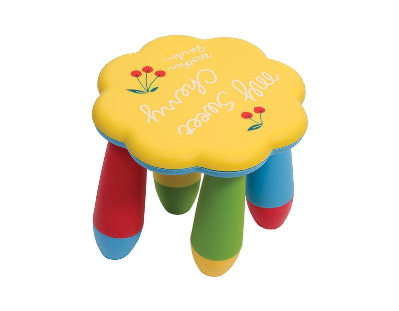 Детско столче - с форма на цвете, 26 x 29 cm