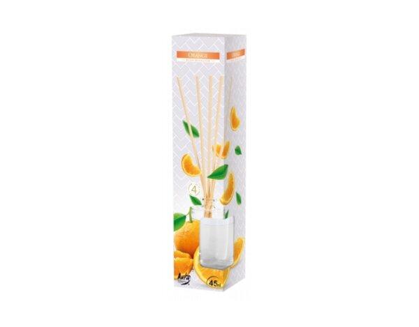 Ароматизатор с пръчици - портокал