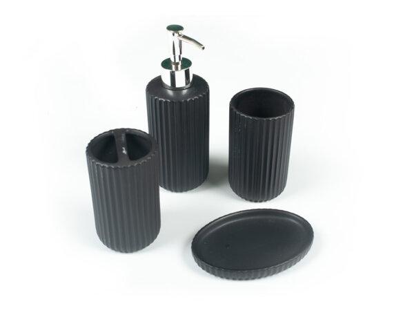 Аксесоари за баня KY-21960 - 4 части, керамични