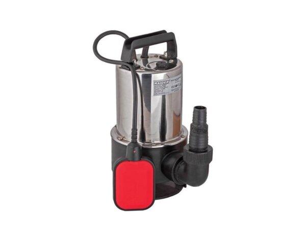 """Потопяема помпа за мръсна вода RD-WP12 1""""MAX - 550 W"""