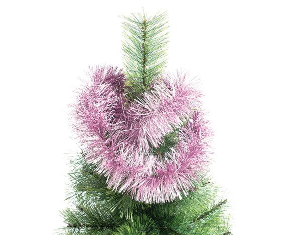 Коледен гирлянд KY-21487 - 9 x 200 cm, различни цветове