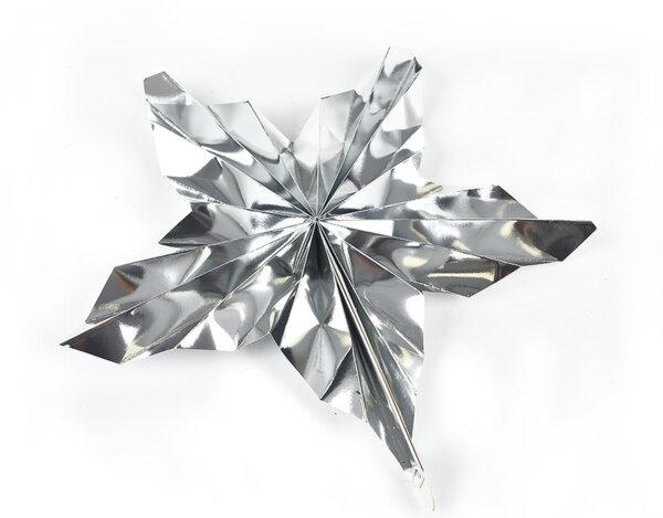Коледна украса KY-23327, 27 cm - звезда