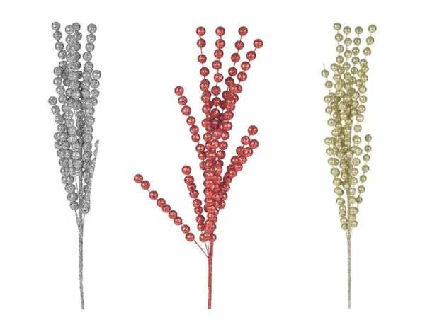 Коледно цвете KY-23600, 69 cm - различни цветове