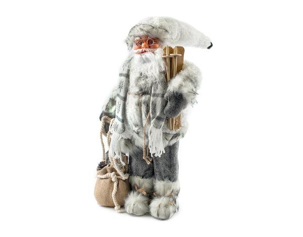 Фигура на Дядо Коледа в бяло - различни размери
