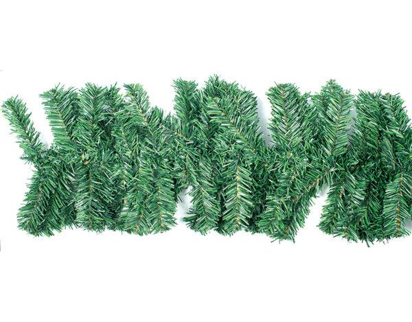 Коледен гирлянд KY-24286, 2.7 m - светлозелен