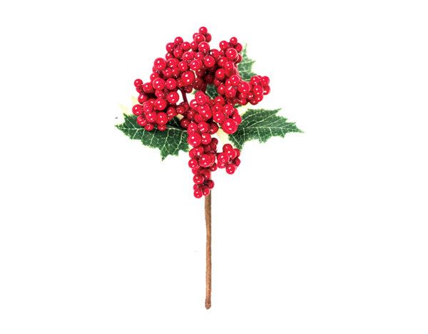 Коледно цвете KY-23924 - 16 cm
