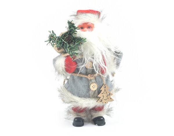 """Фигура """"Дядо Коледа"""" KY-21576 - 25 cm"""