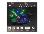 Светещ гирлянд, RGB, 12 m - 120 LED лампички