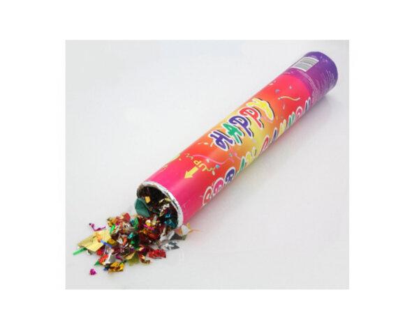 Парти конфета - шарени ленти, ø50 x 80 cm