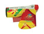 Парти конфета пистолет - цветни ленти, ø2.4 x 9.2 cm