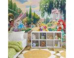 """Фототапет """"Принцеси-любимци"""" - 184 x 254 cm"""