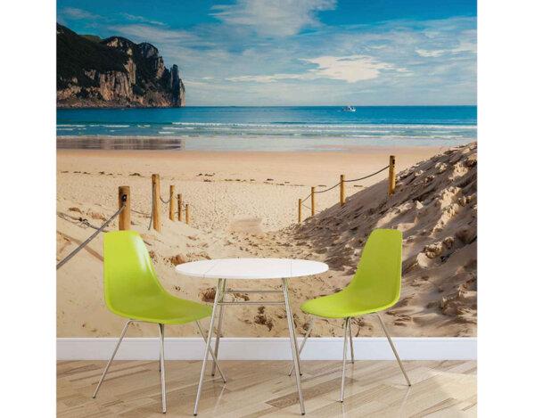 """Фототапет """"Чуден плаж"""" - 184 x 254 cm"""