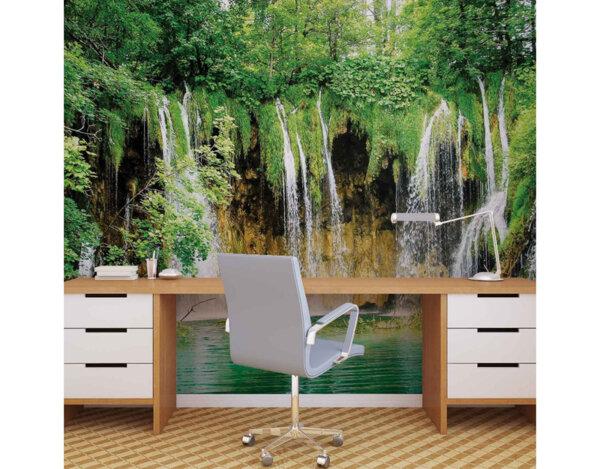 """Фототапет """"Чудният водопад"""" - 184 x 254 cm"""