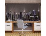 """Фототапет """"Светлините на града"""" - 254 x 368 cm"""