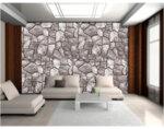 "Фототапет ""Стена зид 3D"" - 254 x 368 cm"