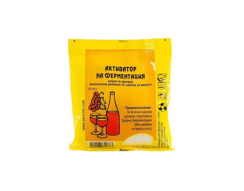 Добавка активна ферментация - 50 g