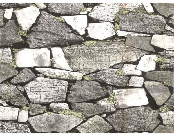 "Тапет влагоустойчив ""Камък зид"" - 209-01"