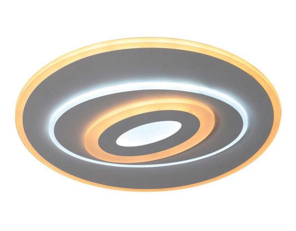 LED плафониера Eclypse, ø50 cm - 80 W, 3000-6400 K