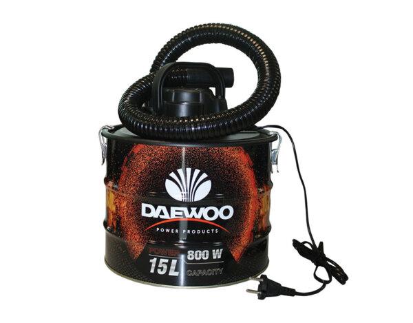 Прахосмукачка за пепел DAAVC - 800 W, 15 l