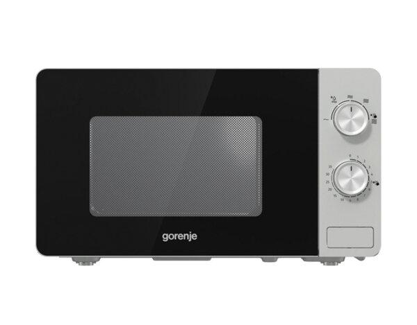 Микровълнова фурна MO20E1S - 800 W, 20 l, сива