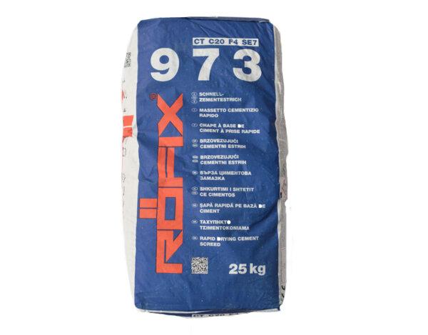 Бързосвързваща циментова замазка CT C20 F4 SE7 - 25 kg