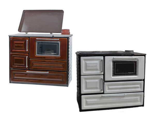 """Печка за готвене """"Хошевен 4010"""" - 10 kW, различни цветове"""