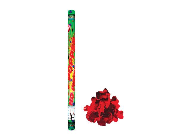 Парти конфета - червени сърца, ø50 x 30 cm