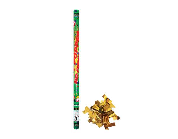 Парти конфета - златни ленти, ø50 x 30 cm