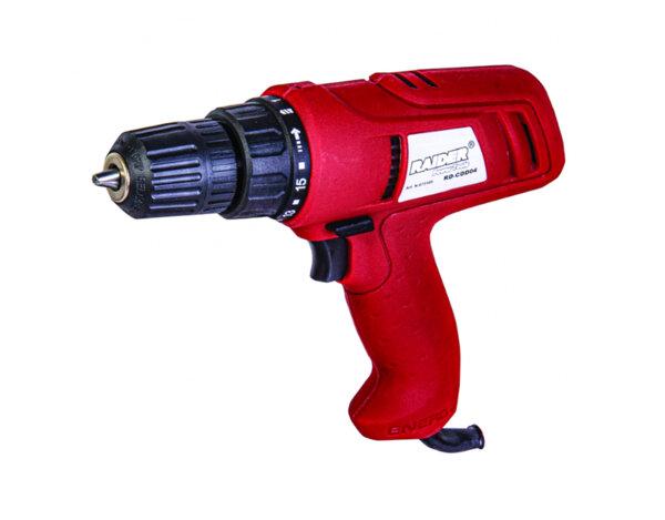 Електрически винтоверт RD-CDD04 - 400 W