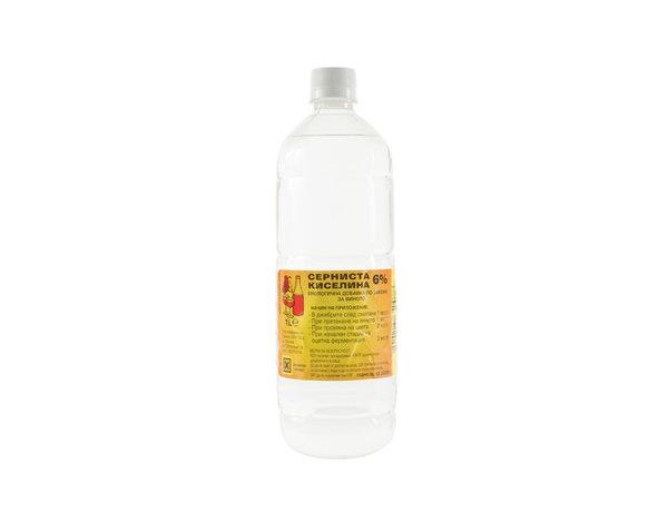 Серниста киселина - 1 l
