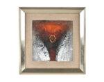 """Картина """"Арт кръговрат"""" - 35 x 35 cm"""