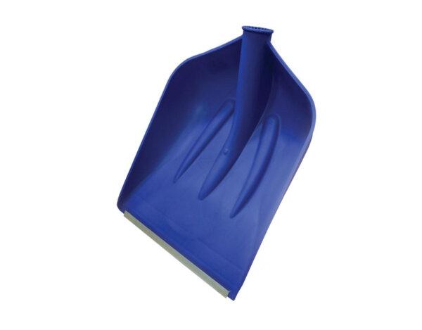 Подсилено гребло за сняг с лайсна, PVC - 35 cm, без дръжка
