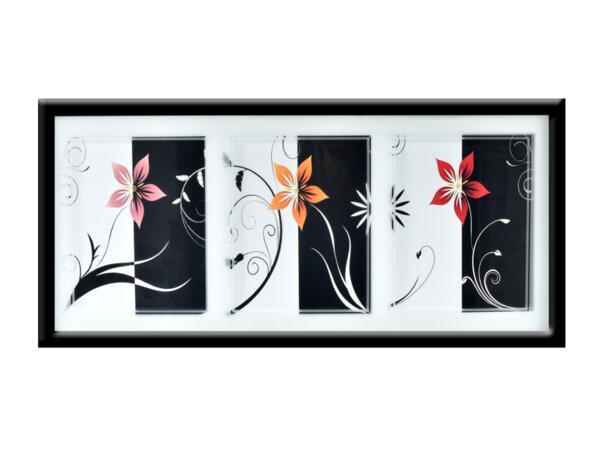 "Картина ""Цветно пиано"" - 43 x 93 cm"