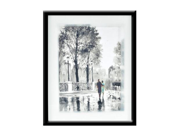 """Картина """"Щастлива разходка"""" - 41 х 51 cm"""